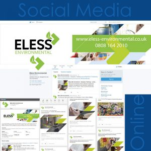 Eless Environmental - Social Media Management - Maldon, Essex
