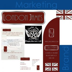 London James - Marketing and Branding - Maldon, Essex