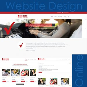 Zed Cars - Website Development - Steyning, West Sussex