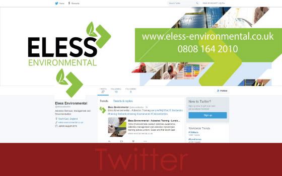 Eless Environmental - Social Media Management - Maldon, Essex